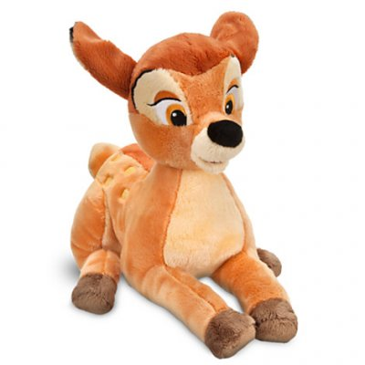 Bambi sitting plush soft toy doll (14 inches)