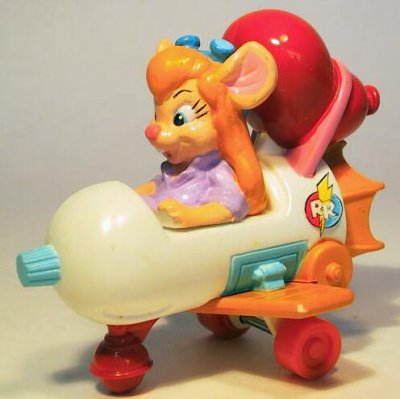 gadget pvc rolling toy from our pvcs collection disney