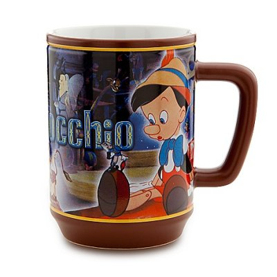 Pinocchio Movie Moments Coffee Mug 2012 From Our Mugs