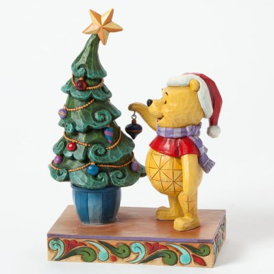 Trim The Tree With Me Winnie The Pooh With Christmas