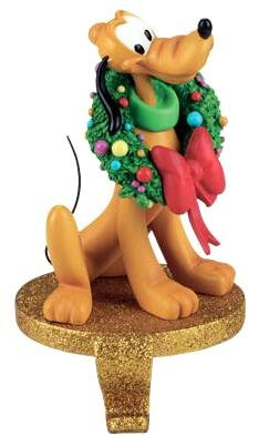 Pluto Stocking Holder From Our Christmas Collection