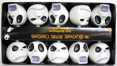 Jack Skellington head lights (2004)