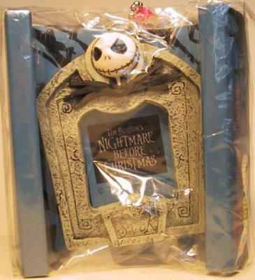 Jack Skellington Mini Photo Frame From Our Nightmare