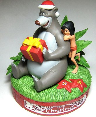 'For You, Baloo' - Grolier Christmas 1995 figure
