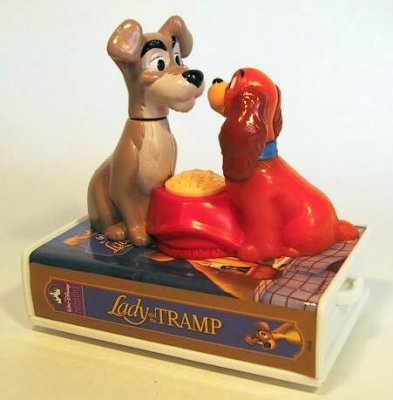 Lady And The Tramp Toys 68