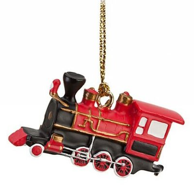 train engine walt disney world resort ornament from our christmas