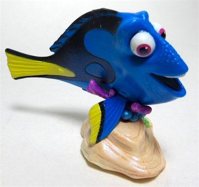 Dory PVC figurine (from 'Finding Dory')