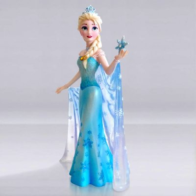Elsa 'Couture de Force' Disney figurine (from 'Frozen')