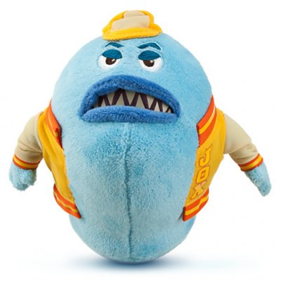 Baboso soft toy plush doll (Monsters University)