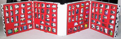 Official 101 Dalmatians McDonalds Happy Meal Collector Set