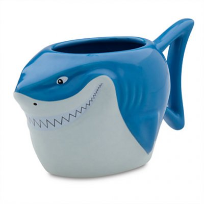 Bruce The Shark Coffee Mug From Our Mugs Amp Cups Collection