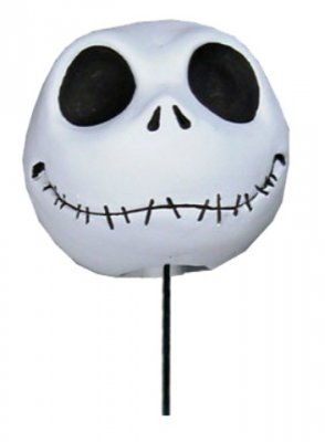 Jack Skellington head car antenna topper from our Nightmare