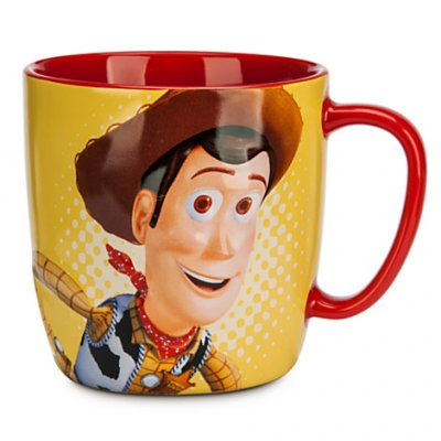 Toy Story Woody Coffee Mug Stop Pulling My String