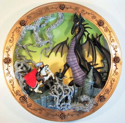The Sword Of Truth Decorative Plate From Our Other