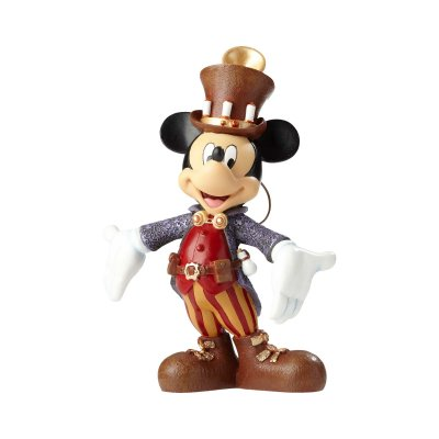 Steampunk Mickey Mouse Disney figurine