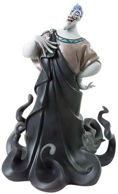 'Name's Hades, lord of the dead' - Hades figurine (WDCC)