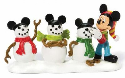 Three mouseketeers (Department 56)
