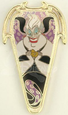 Ursula Art Nouveau urn pin from our Pins collection