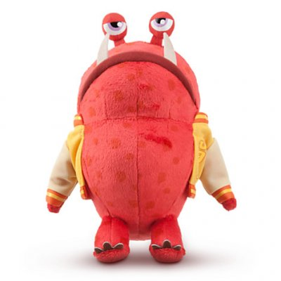 Big Red soft toy plush doll (Monsters University)