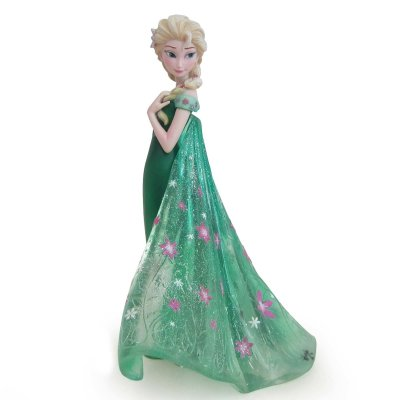 Elsa 'Couture de Force' figurine (from 'Frozen Fever')
