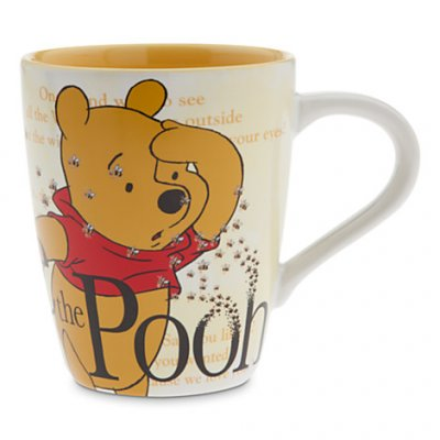 Winnie the Pooh storybook coffee mug from our Mugs & Cups