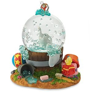 Dumbo Bubblebath Musical Snowglobe From Our Snowglobes And
