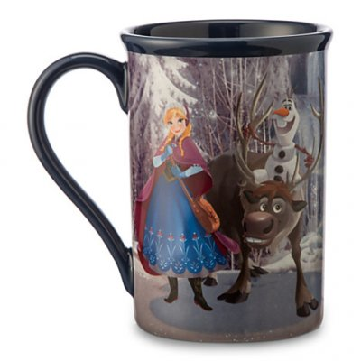 Disney's Frozen friends coffee mug from our Mugs & Cups collection ...