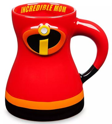 Elastigirl 'Incredible Mom' Disney / Pixar coffee mug