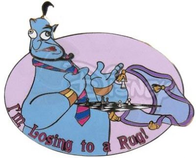 I M Losing To A Rug Genie As Comedian Rodney Dangerfield