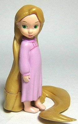 Young Rapunzel Pvc Figure From Our Pvcs Collection