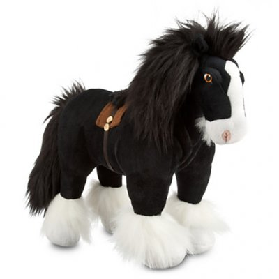 Angus the horse plush soft toy doll