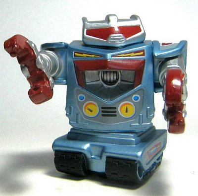 Sparks The Robot PVC Figure From U0026#39;Toy Story 3u0026#39; From Our PVCs Collection | Disney Collectibles ...