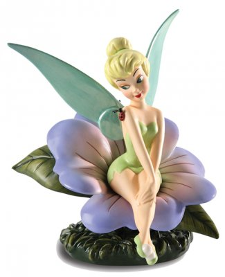 'Enchanting Encounter' - Tinker Bell figurine (WDCC)