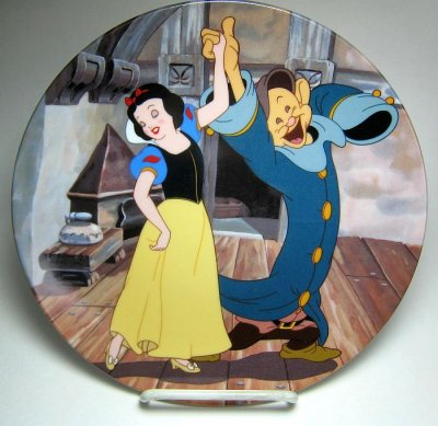 May I have this dance? decorative plate