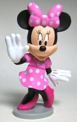 Minnie Mouse Pvc Figure Mickey S Car Wash From Our Pvcs
