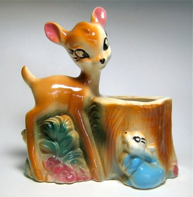 Bambi and Thumper planter (Leeds)