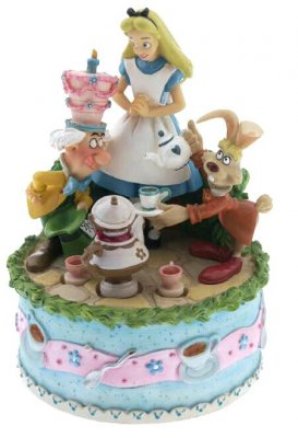 Alice In Wonderland Tea Party Musical Figure From Our