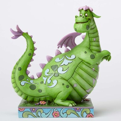 'A Boy's Best Friend' - Elliott the dragon figurine (Jim Shore Disney Traditions)