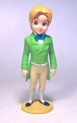 James PVC figure (2013) (from Sofia the First) from our ...