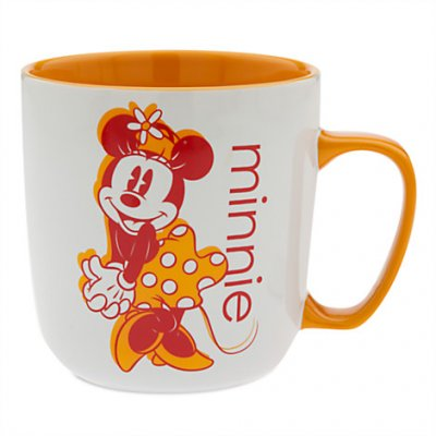 Minnie Mouse Color Contrast Coffee Mug From Our Mugs