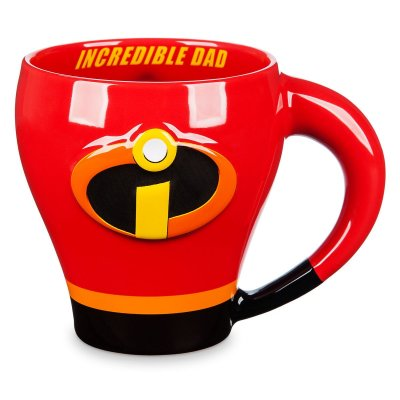 'Incredible Dad' - Mr. Incredibles coffee mug (Disney/Pixar)