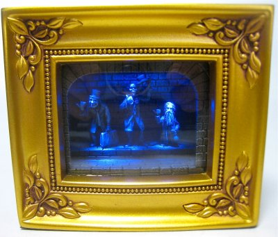 Haunted Mansion S Hitchhiking Ghosts Gallery Of Light Box
