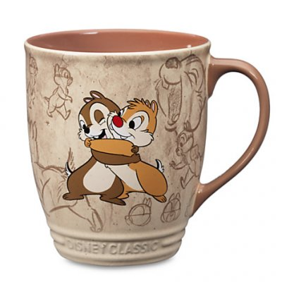 Chip N Dale Hugging Coffee Mug From Our Mugs Amp Cups