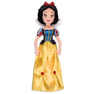 Snow White large plush (20 inches)