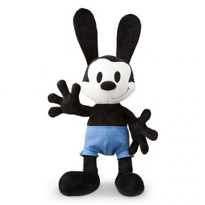 Oswald the lucky rabbit plush soft toy doll (18 inches)