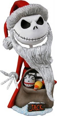 Santa Jack Bobblehead From Our Bobbleheads Collection