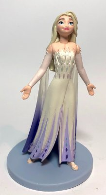 Elsa PVC Disney figurine (2021) (from Disney's 'Frozen 2')