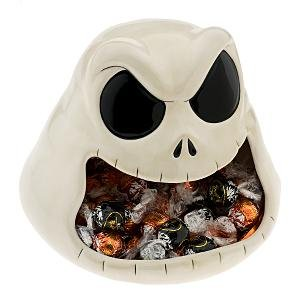 jack skellington candy dish - Christmas Candy Dishes