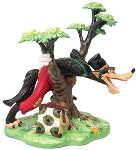 'Who's Afraid of the Big Bad Wolf?' - Big Bad Wolf figurine (WDCC)