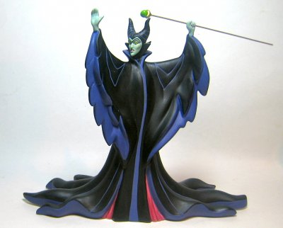 'Stand Back You Fools!' - Maleficent figurine
